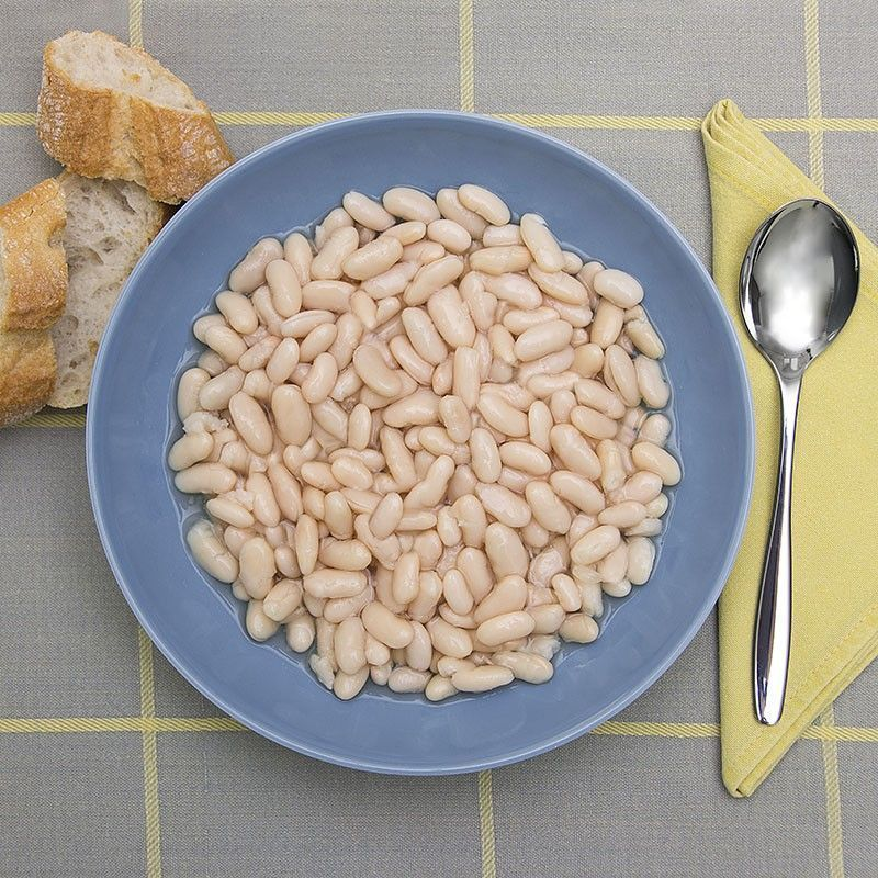 Cooked White Beans
