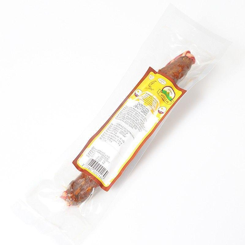 Chorizo Wurst vom Wildschwein