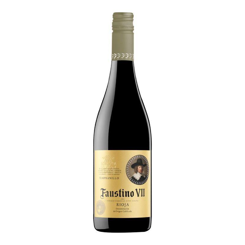 Faustino VII vino tinto
