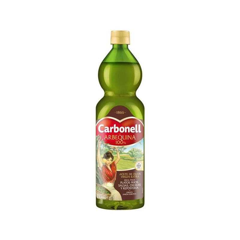 Huile d'Olive Vierge Arbequina 1 l