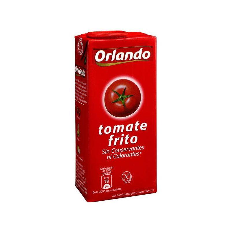 Fried Tomato Sauce Orlando