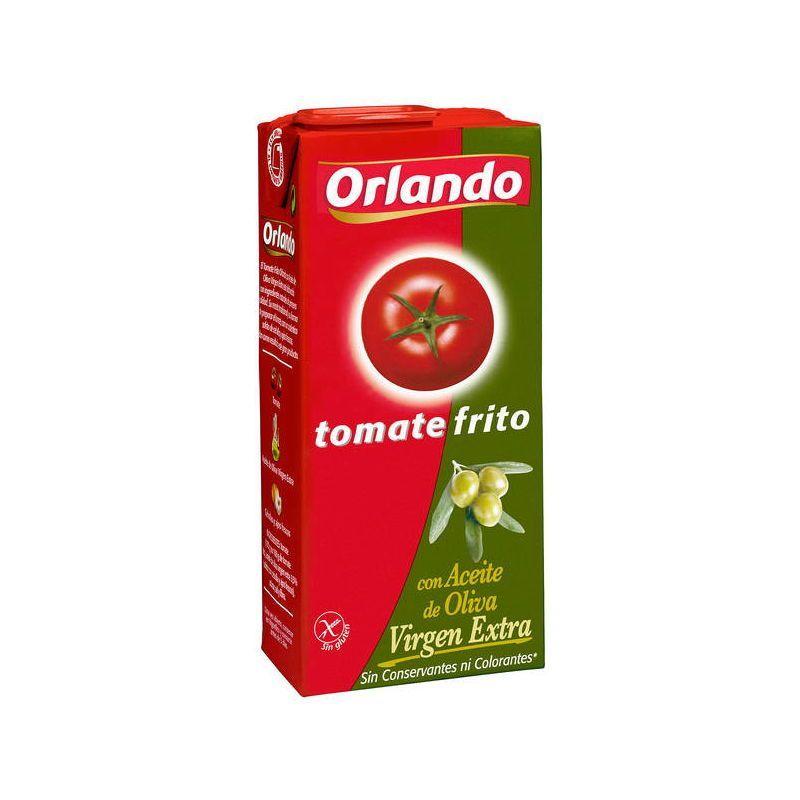 Tomatensauce mit Olivenöl Orlando