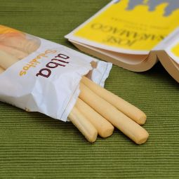 Bread Sticks with Salt