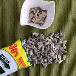Low Salt Sunflower Seeds