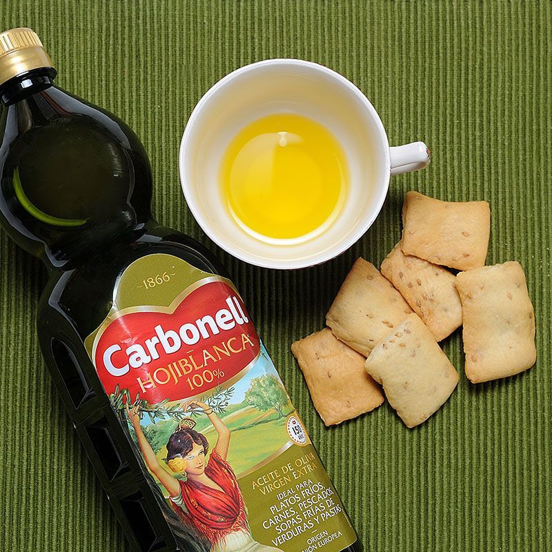 Aceite de Oliva Virgen Extra Hojiblanca Carbonell 1 l