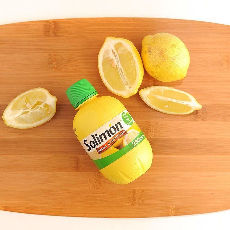 Lemon Concentrate Solimon