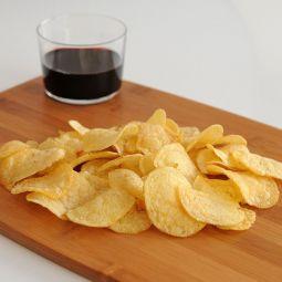 Patatas fritas Santa Ana