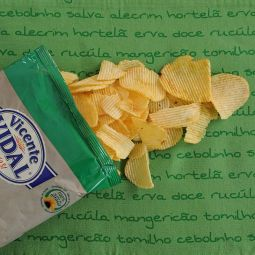 Patatas fritas aliolli