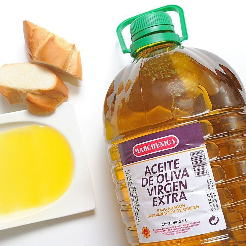 Huile d'Olive Extra Vierge Empeltre 5 l
