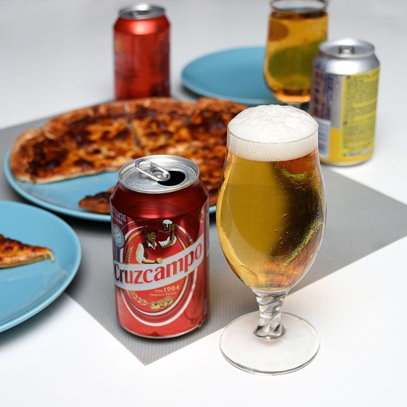 Bière cruzcampo