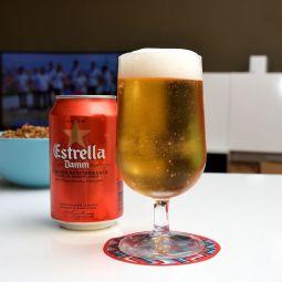 Bier Estrella Damm