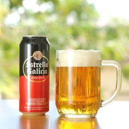 Bier Estrella Galicia