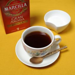 Café mélanger Marcilla