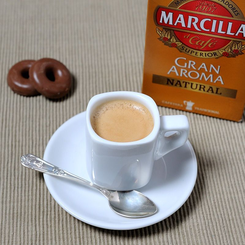 Cafe naturel Marcilla