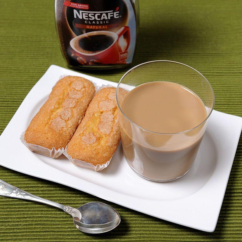 Café Nescafé Clásico