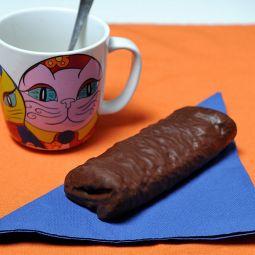 Caña de Chocolate y Crema