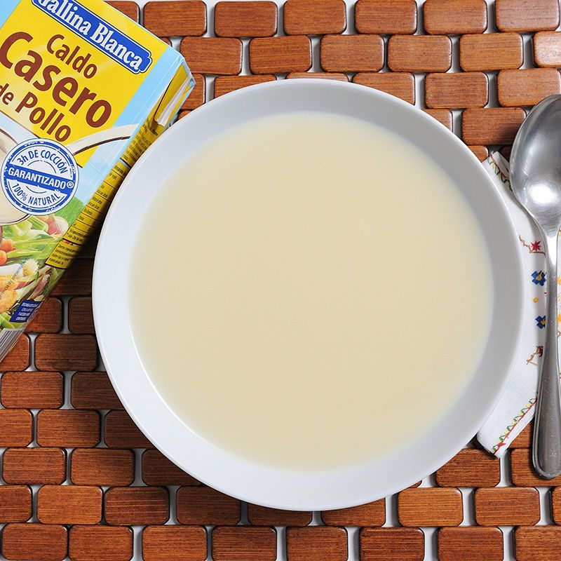 Chicken Broth Gallina Blanca Online Shop For Spanish Food