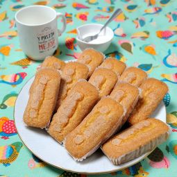 Valencianas Muffins