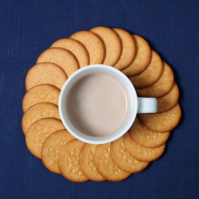 Cookies Marbu dorada