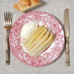 White Asparagus short