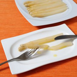 Asperges blanches long