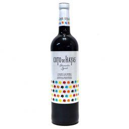 Coto de Hayas red wine Garnacha