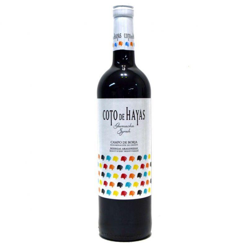 Coto de Hayas vin rouge Garnacha