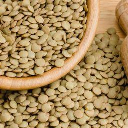 Lentilles sèches castillanes