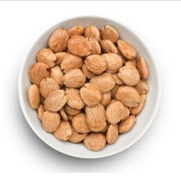 Fried Almonds without salt