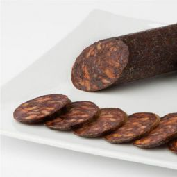 Deer blood sausage