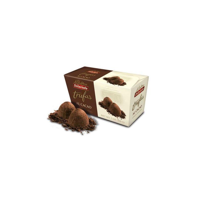 Trufas al Cacao