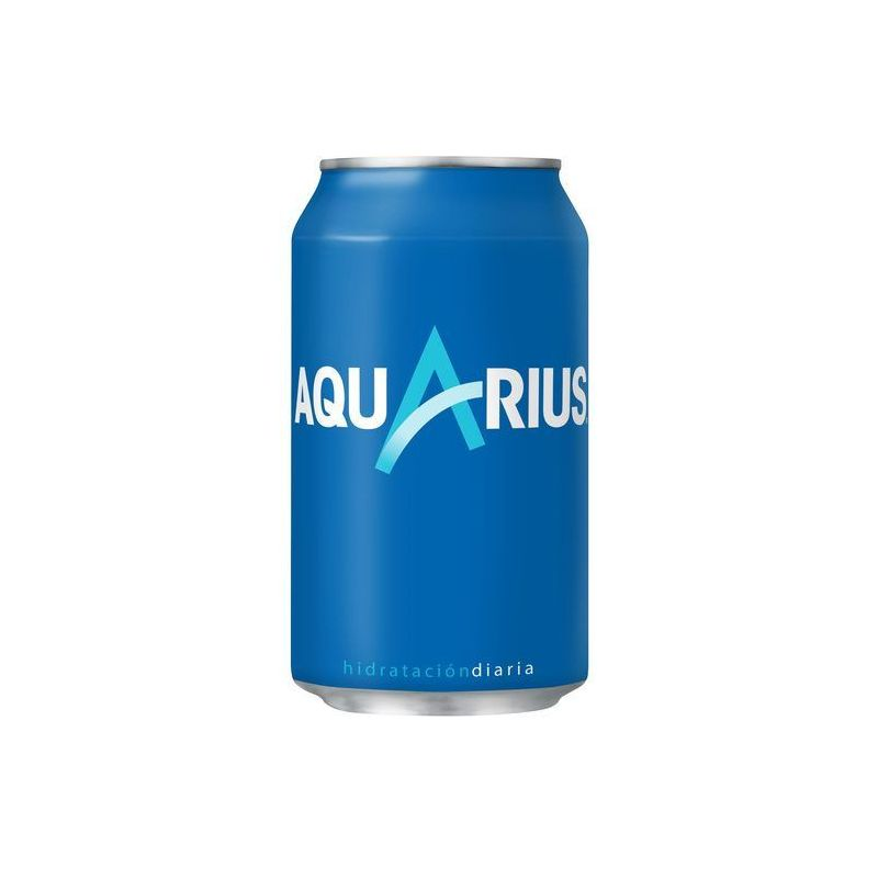 Aquarius Limón 33 cl.