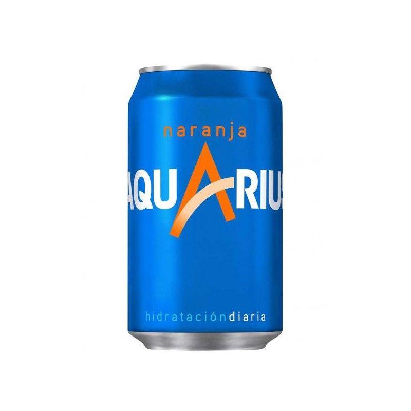 Aquarius Naranja 33 cl.