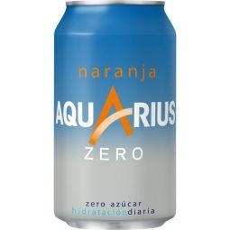acuarius 33 cl. Naranja Zero
