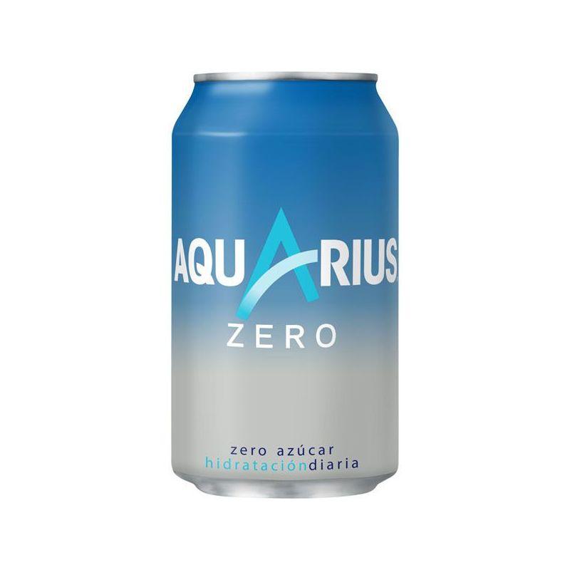 Aquarius 33 cl. Limón Zero