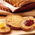Pan tostado hogaza Recondo integral