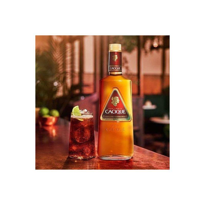Rum Cacique Añejo