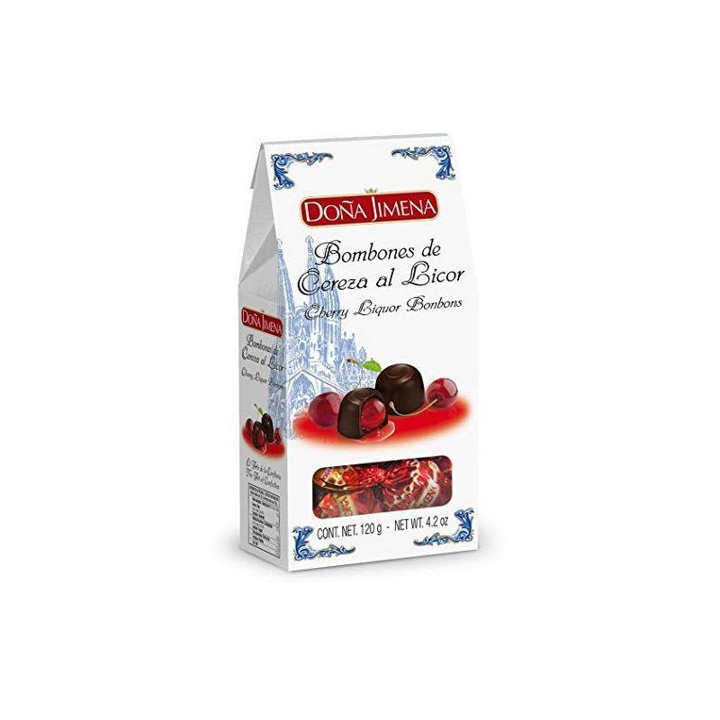 Kirschlikör-Bonbons