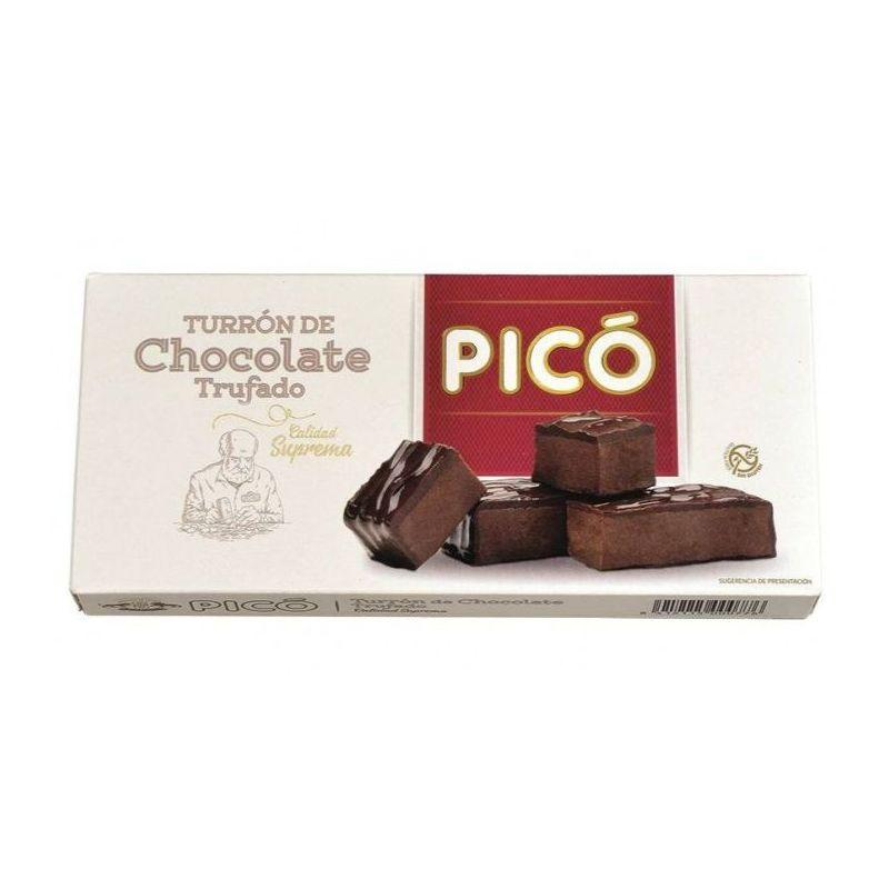 Trüffel Schokoladen nougat Extra