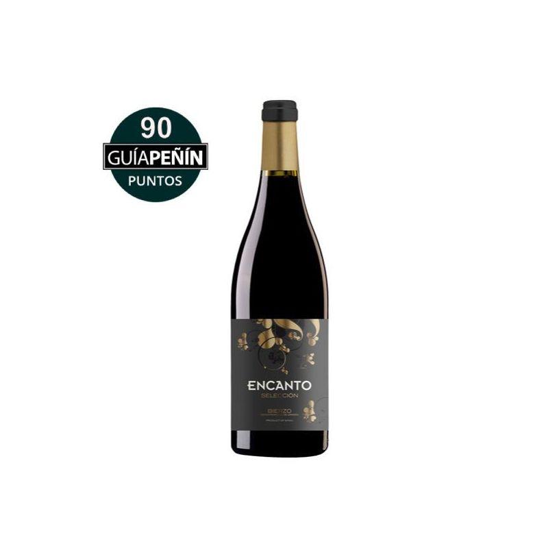 Encanto Bierzo red wine