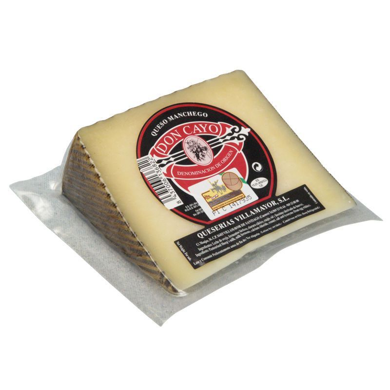 Semi cured Manchego Cheese