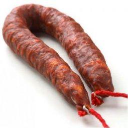 Chorizo séchage piquant