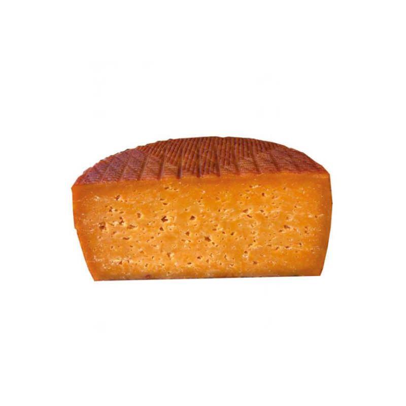 Queso al Pimentón, Mitad