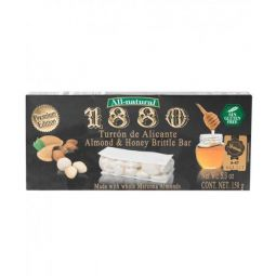 Almond Nougat from Alicante 1880 premium
