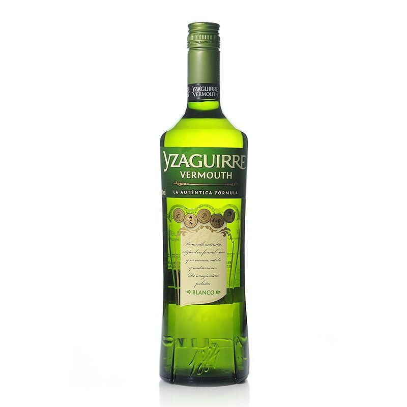 Vermouth yzaguirre sweet white