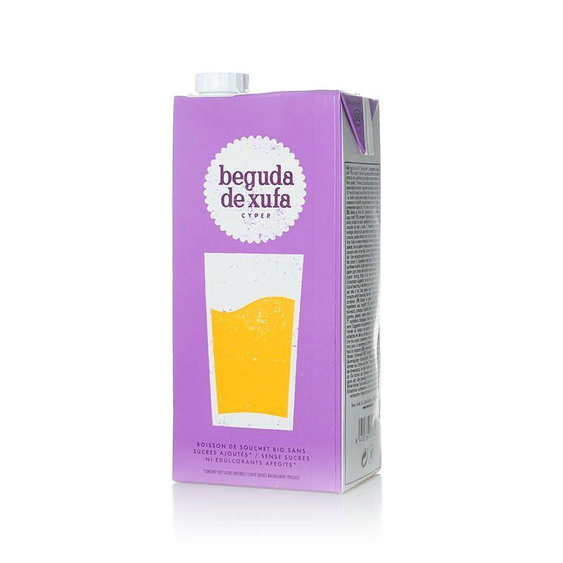 Bebida de Chufa