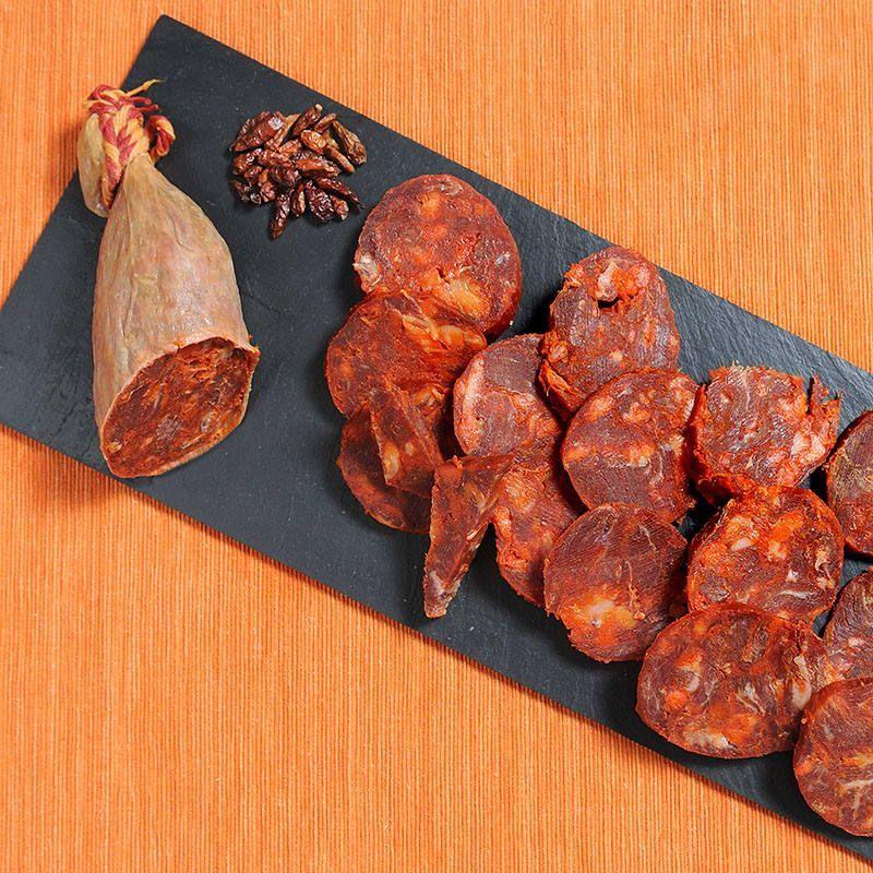 Chorizo Ibérico Cular de Cebo Picante