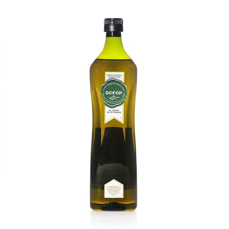 Aceite de Oliva Virgen Dcoop 1L.
