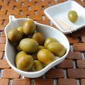 Green Gordal Olives