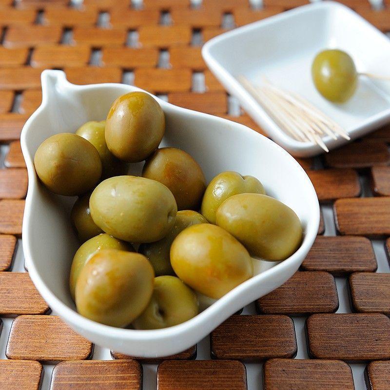 Green Spice Gordal Olives